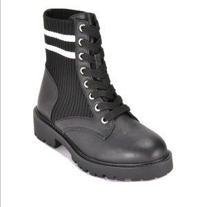 Holten Black Steve Madden Brand New boots